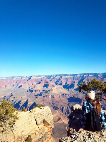 Solepack, Grand Canyon, BirdsEyeBabes