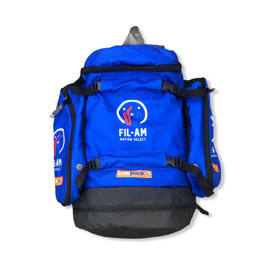 Filam Nation Select Omega backpack + SP-1 shoe carrier