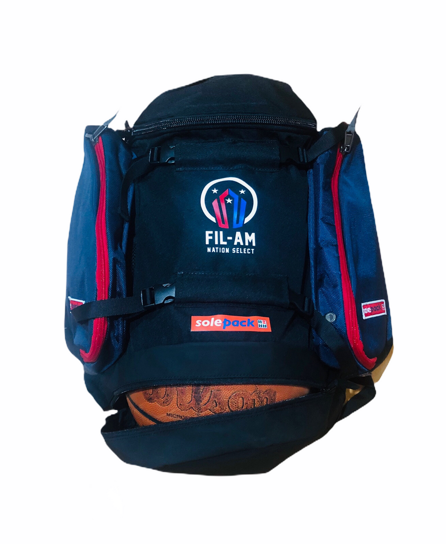 Filam Nation Select Omega backpack(Black) + SP-1 shoe carrier