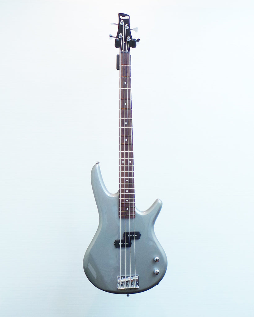 Ibanez Gio Soundgear Silver Electric Bass (Exc.+) – A-One Musical ...