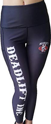 Ladies Leggings: Deadlift