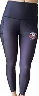Ladies Leggings: Zombie Hands
