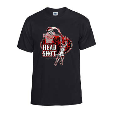 'Head Shot' T-Shirt - Unisex