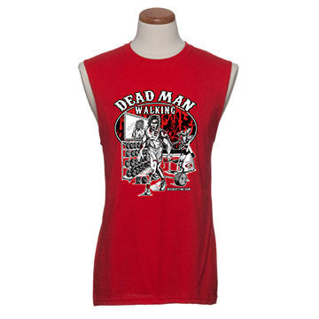 'Dead Man Walking' - Mens Sleeveless
