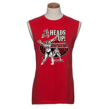'Volleyball' - Mens Sleeveless