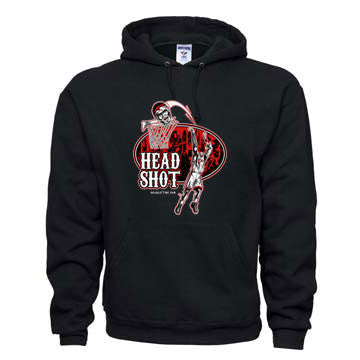 'Head Shot' - Sweatshirt