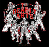 'The Deadly Arts' T-Shirt - Mens Tank Top