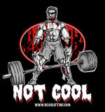 """NOT COOL"" T-shirt"