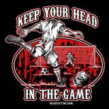 """KEEP YOUR HEAD IN THE GAME"" Men's Tank Top"