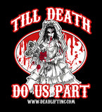 'Till Death' - Ladies Racerback Tank Top