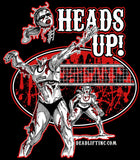 """HEADS UP"" Sleeveless"