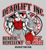 'Reaper Repellent' T-Shirt - Mens Tank Top