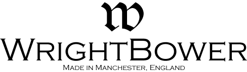 WrightBower | Leather Goods made in Manchester, UK