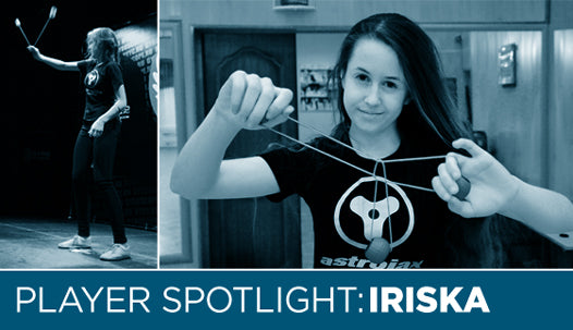 Astrojax Player Spotlight : Iriska