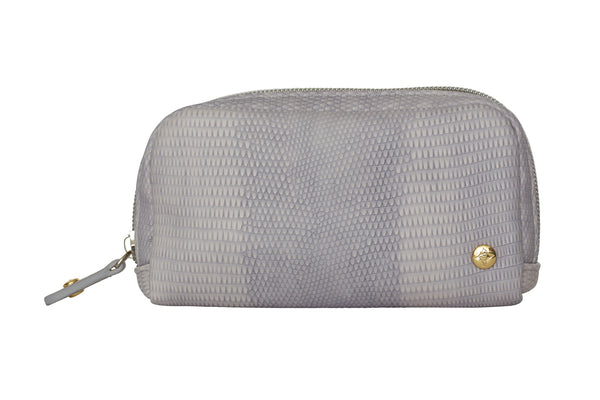 Mini Pouch - Galapagos Dove Grey