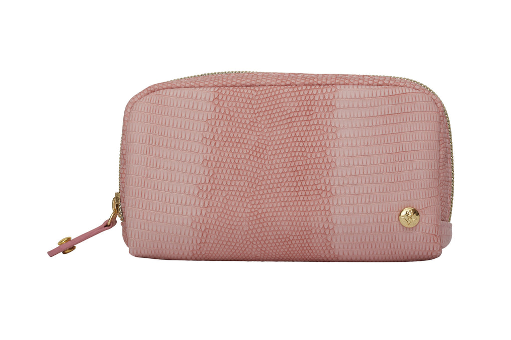 Mini Pouch - Galapagos Rose