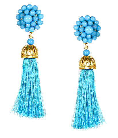 Aqua Coco Earrings