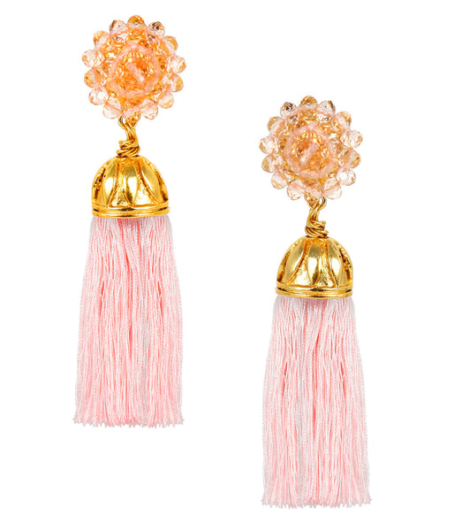 Light Pink Coco Earrings