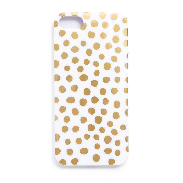 Petite Party Dots iPhone 5/5S case