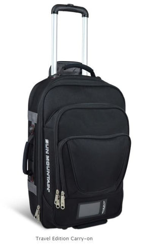 Sun Mountain Wheeled Carry On Bag 2019 - Free Personalization
