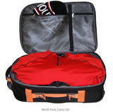 Sun Mountain North Fork Carry on Rolling Duffle Bag
