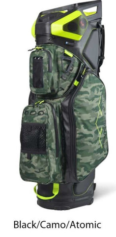 Sun Mountain Boom Cart Bag (14-way top) 2021 - Free Personalization