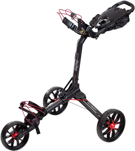 Bag Boy Nitron Auto-Open Push Cart - 2021