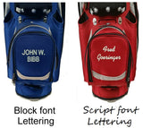 Bag Boy Golf T-10 Hard Top Travel Cover 2020- Free Personalization