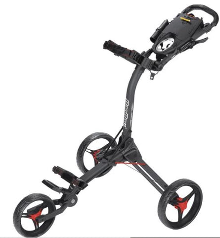 Bag Boy Compact 3 Push Cart - 2017