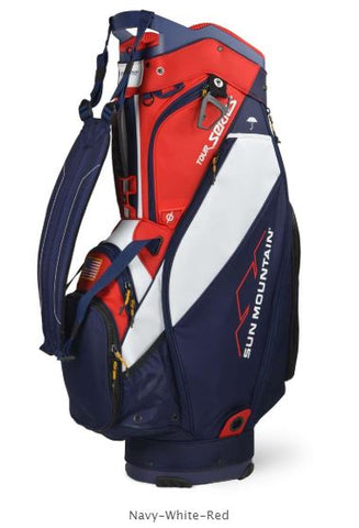 Sun Mountain Tour Series Cart Bag 2020 - Free Personalization