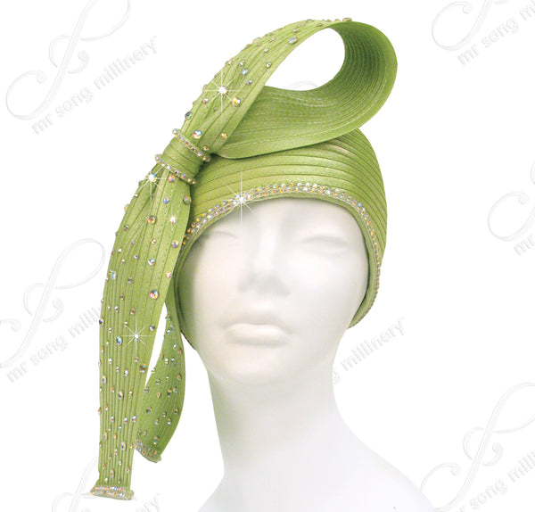 Mr. Song Millinery W1H1O1