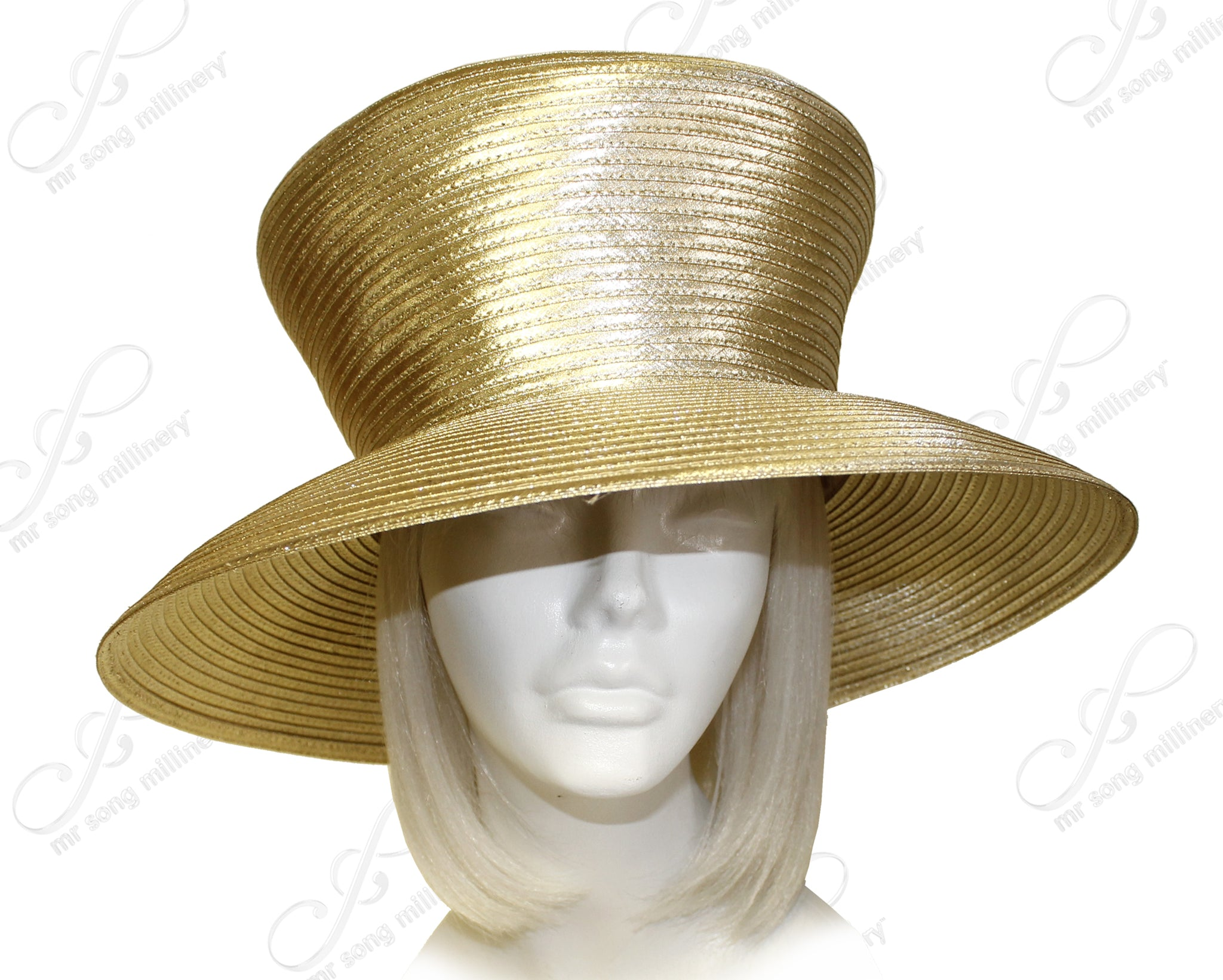 Mr. Song Millinery W1H9O4-2