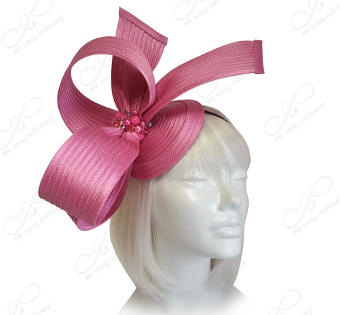 Mr. Song Millinery Multi-Loop All-Season Fascinator Headpiece - 2 Colors