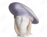 Satin-Crin Ribbon Large Berert Hat Body - Assorted Colors