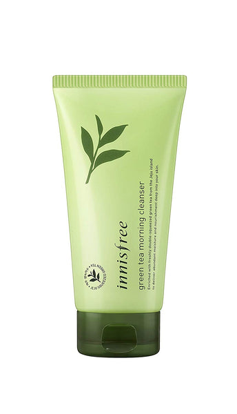 Mr. Song Millinery Moisturizing Green Tea Morning Cleanser