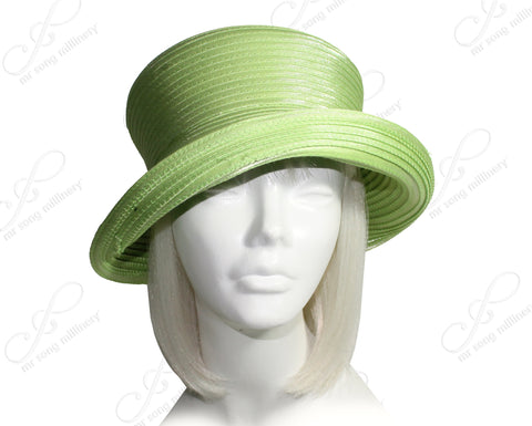 Mr. Song Millinery All-Season Medium Tiffany Brim Hat Body - Assorted Colors