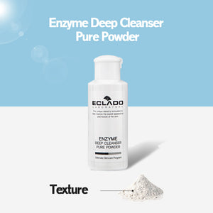 Mr. Song Millinery Enzyme Deep Cleanser Pure Powder - Eclado