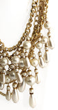Pearl Bead Necklace Jewelery - J91