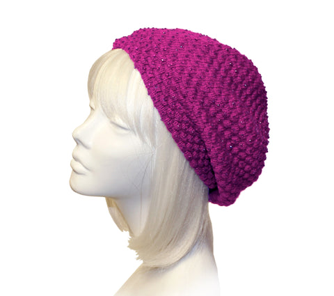 Soft Knitted Beret Beanie - 3 Colors