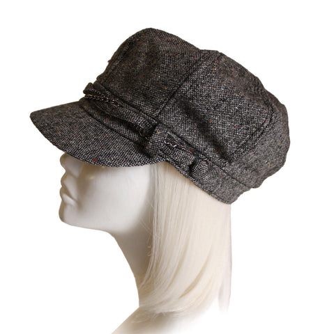 Newsboy Cadet Cap - 2 Colors