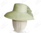 - Tagline Wide Brim Hat With Crin Accent