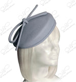 Soft-As-Cashmere Felt Beanie Fascinator - 2 Colors