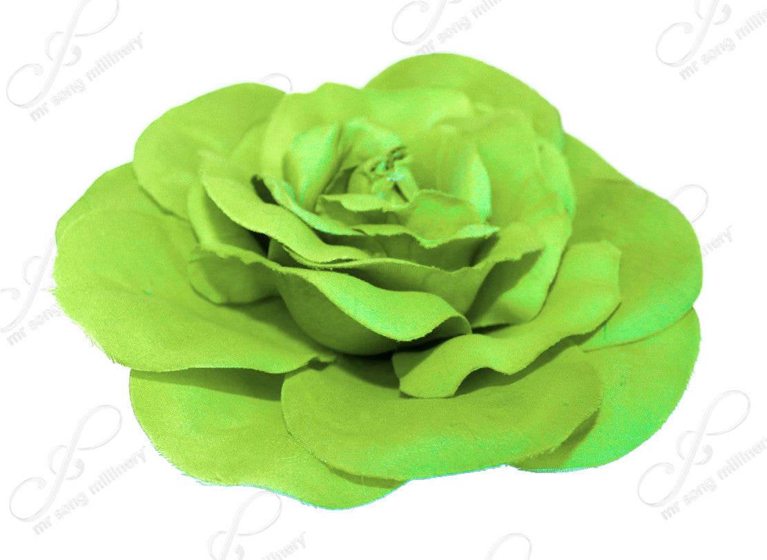 Mr. Song Millinery Poly-Blend Flower - Assorted Colors