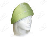 Beret Cloche Hat With Simple Accent - Assorted Colors