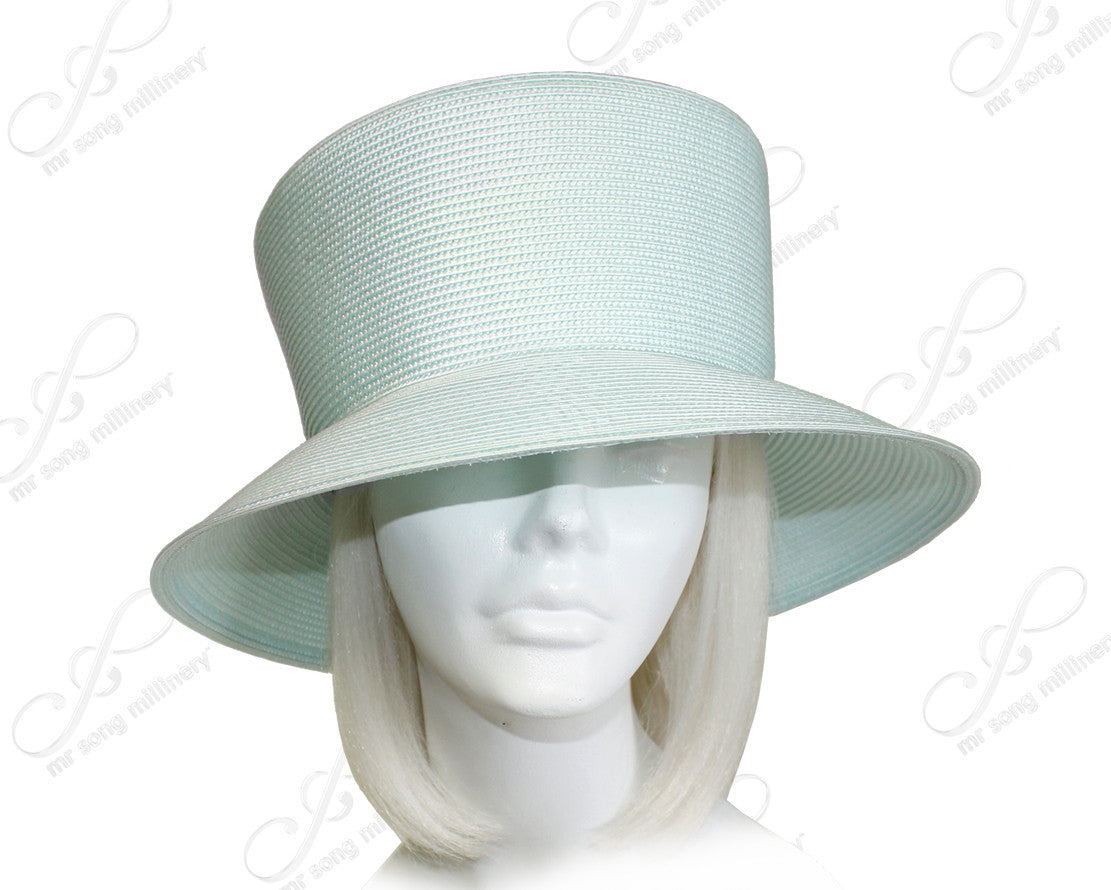 Mr. Song Millinery W1H0O7L3EB