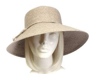 Mr. Song Millinery Chenille Wide Brim Hat - 2 Colors