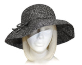 Chenille Wide Brim Hat - 3 Colors