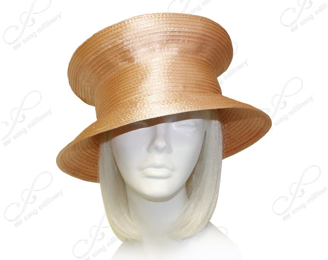 Mr. Song Millinery All-Season Mushroom Crown Hat Body - Assorted Colors