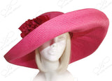 Wide Floppy Brim Sun Hat - 2 Colors
