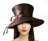 Stove Top Medium Brim Hat - Assorted Colors